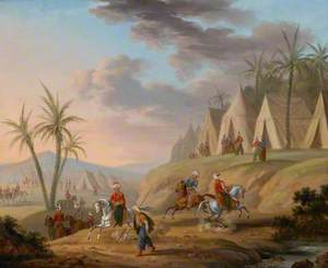 An Eastern Encampment