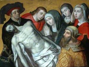 Pietà (The Lamentation of Christ)
