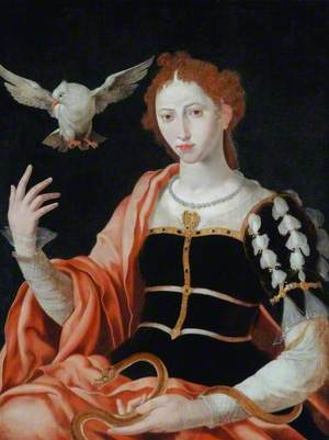 An Allegory of Innocence and Guile