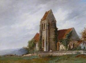 A Derelict Country Church