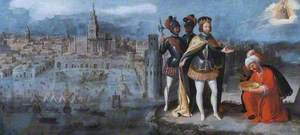 The Surrrender of Seville to Ferdinand III