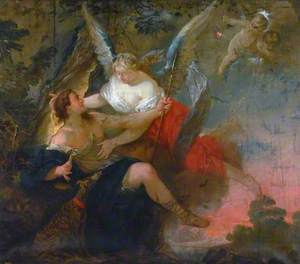 Cephalus and Aurora