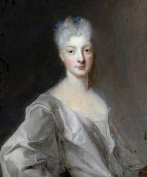 Portrait of a Lady with Powdered Hair