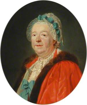 The Wife of the Composer Christoph Willibald Glück