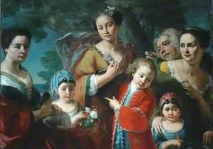 Family Portrait Group