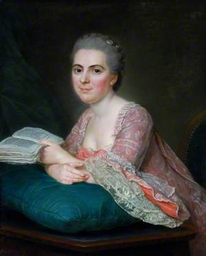 A Lady with a Book