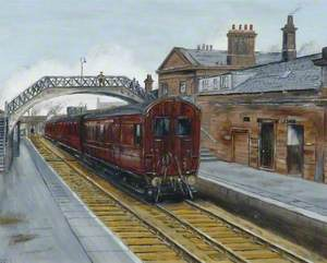 Monkwearmouth Station, Sunderland, Tyne & Wear