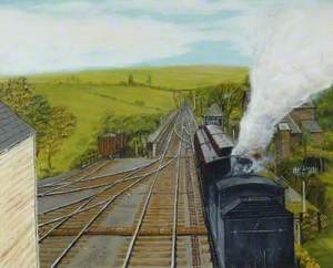 Ravenstonedale Station, Cumbria