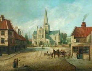 St Cuthbert's Church, Darlington, County Durham