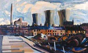 Cooling Towers, Darlington, County Durham