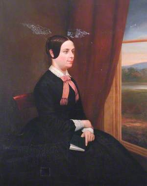 Eliza Chauncey of Dane End