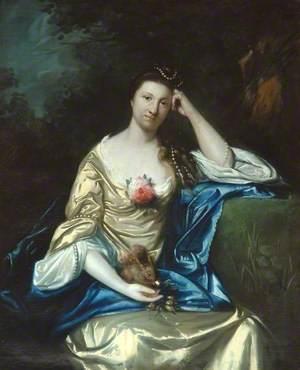 Dorothy Lampton of Hardwick, Wife of Robert Surtees