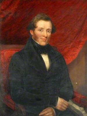 John Buckton of Buckton's Yard