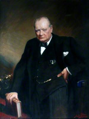 Sir Winston Churchill (1874–1965)