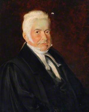Reverend W. Clementson, Headmaster of Darlington Grammar School (1807–1836)