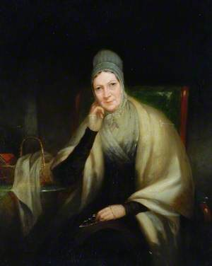 H. M. Whitwell (1799–1886), Wife of Isaac Whitwell