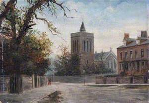 Holy Trinity Church, Darlington, County Durham