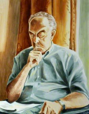 Bernard Robertson (b.1936)