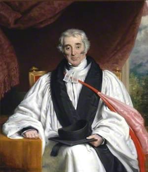 The Honourable Gerald Valerian Wellesley (1770–1848), DD