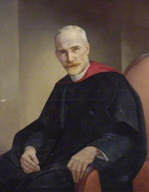 The Reverend John Hall How (1871–1938), MA
