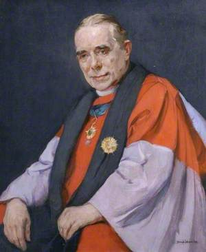 The Reverend Dr Charles Whiting, MA, DD, BCL