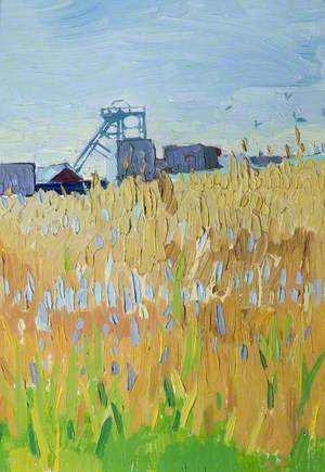 Landscape with Colliery*