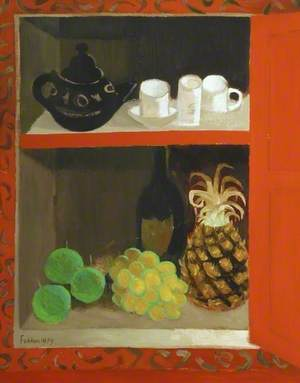 Red Cupboard