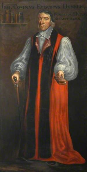 John Cosin (1594–1672), Bishop of Durham