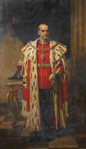 Sir Alexander Stevenson (1860–1936), LLD, DL Lord Provost (1926–1929)