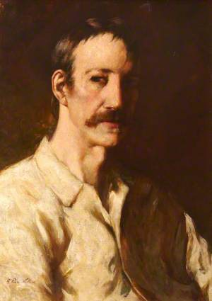 Robert Louis Stevenson (1850–1894), Vailima, Samoa