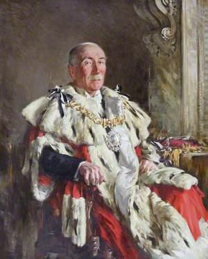 Sir John Ireland Falconer, LLD, WS, Lord Provost of Edinburgh (1944–1947)