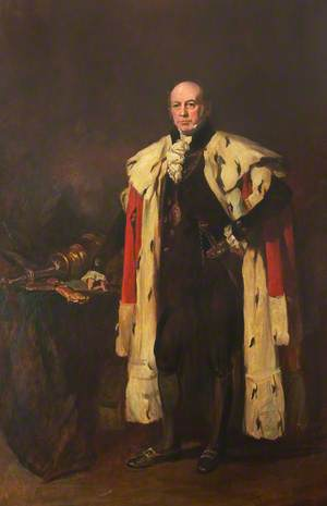 Sir James Spittal (1796–1842), Lord Provost of Edinburgh (1833–1837)