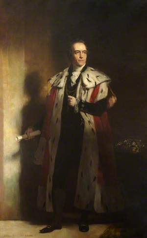 Adam Black (1784–1874), Lord Provost of Edinburgh (1843–1848)