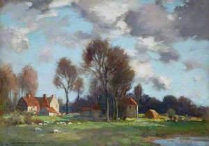 At Mayford, Surrey