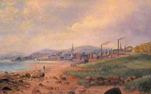 View of Portobello from the West