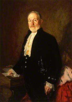 William Slater Brown, Lord Provost (1909–1912)