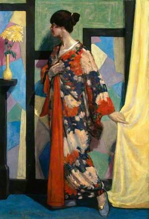 Kimono Study