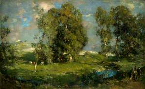 Shadowed Pastures