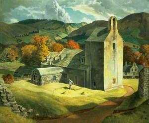 Stobo Kirk, Peeblesshire