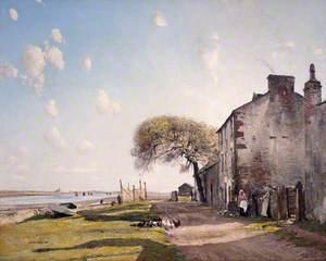 A Lancashire Village, 1908