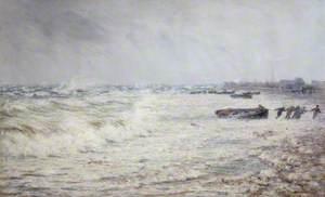 The Storm, Ballantrae, South Ayrshire