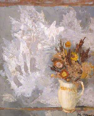 Flowers and Frost Flowers