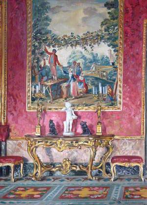The Tapestry Panel