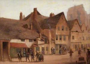 Nine Views of the Old Town of Edinburgh: Grassmarket