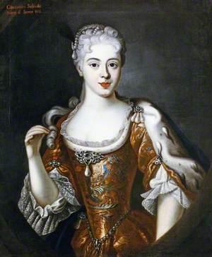 Princess Maria Clementina Sobieska (1702–1735)