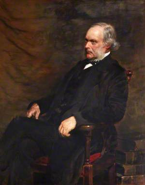 Sir Joseph Lister (1827–1912)