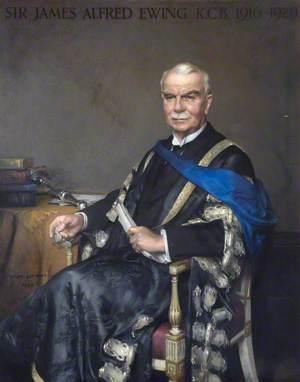 Sir James Alfred Ewing (1855–1935)