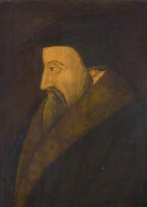 Theodore Beza (1519–1605)