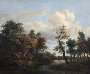 A Wood Scene
