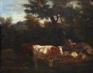 Cattle and Herdsman